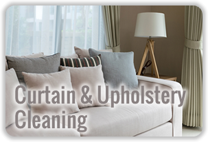 Curtain and Upholstery Cleaning