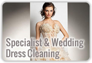 Specialist and Wedding Dress Cleaning